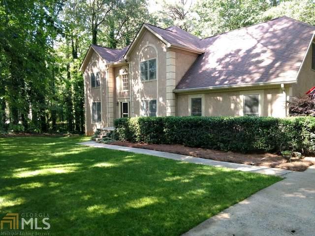 205 Oxford Ln, Fayetteville, GA 30215 (MLS #8805217) :: Buffington Real Estate Group