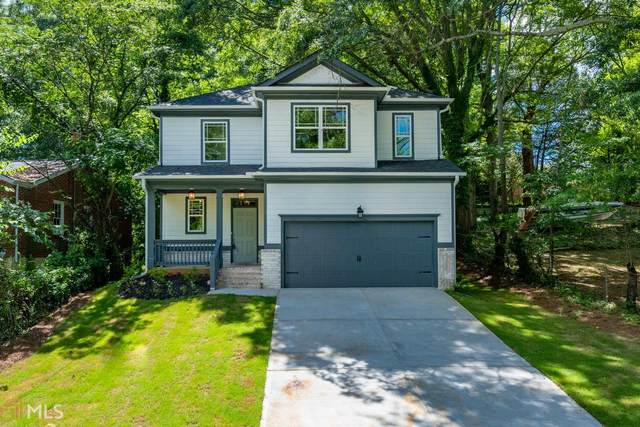 2633 Jewel St, East Point, GA 30344 (MLS #8807228) :: Maximum One Greater Atlanta Realtors