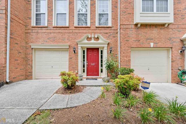 2329 Towneheights Ter, Atlanta, GA 30339 (MLS #8807398) :: BHGRE Metro Brokers