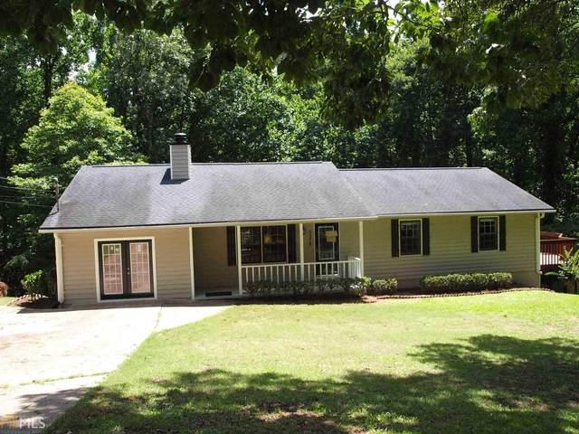 5379 Breezeway Pl, Gainesville, GA 30504 (MLS #8807722) :: Rettro Group