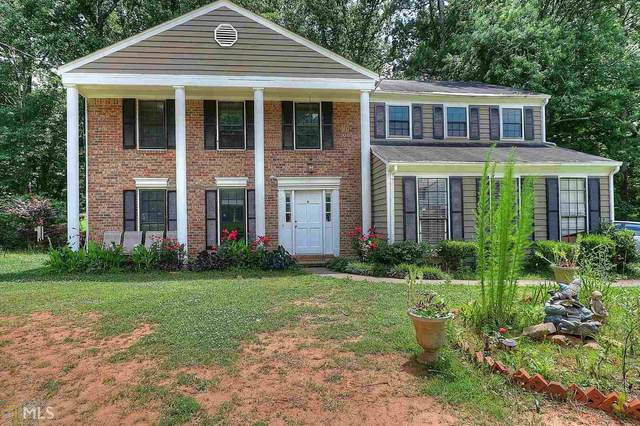4649 Keighley Dr, Stone Mountain, GA 30083 (MLS #8808633) :: Rich Spaulding