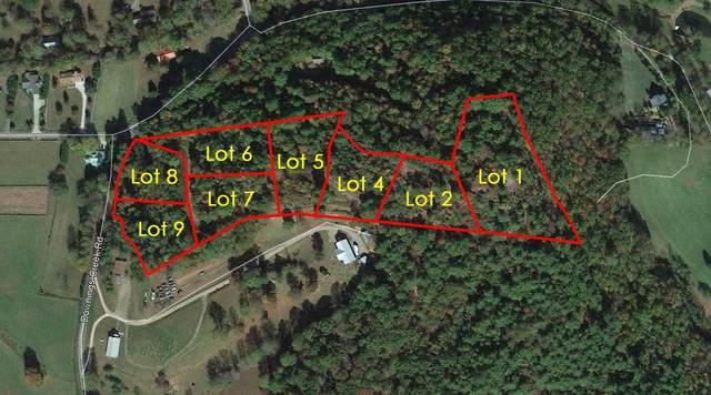 0 Downings Creek Rd, Hayesville, NC 28904 (MLS #8809098) :: The Heyl Group at Keller Williams