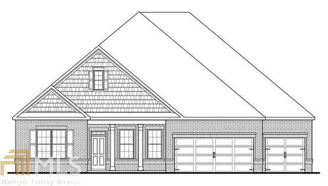 125 Beaumont Way #41, Hampton, GA 30228 (MLS #8809471) :: Rettro Group
