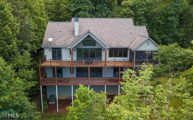 435 Meadowbrook Dr, Hayesville, NC 28904 (MLS #8809682) :: Rettro Group