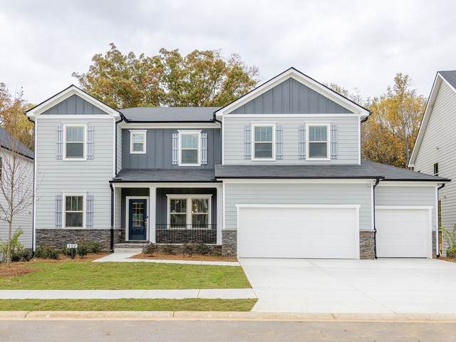 192 Madison St, Holly Springs, GA 30115 (MLS #8810443) :: Tim Stout and Associates