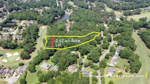 0 Clubview Dr 2.57+/- Acres, Newnan, GA 30265 (MLS #8810765) :: Keller Williams Realty Atlanta Partners