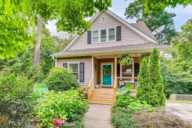2605 Smith St, Atlanta, GA 30318 (MLS #8810877) :: Buffington Real Estate Group