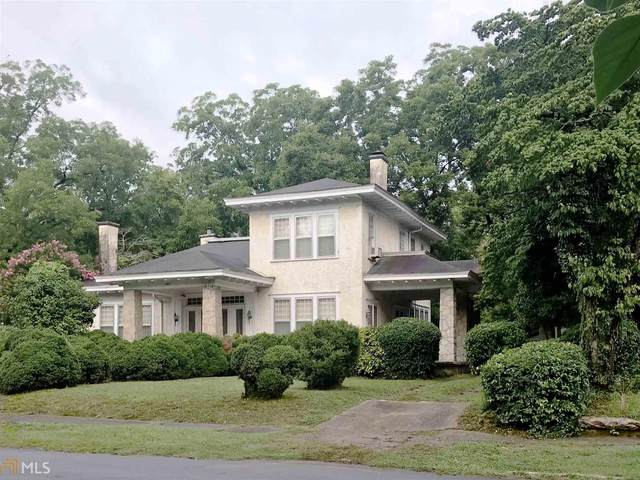 509 College St, Monticello, GA 31064 (MLS #8811229) :: Rettro Group