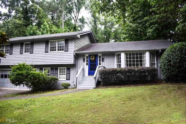 5381 Willow Pt, Marietta, GA 30068 (MLS #8811801) :: Tim Stout and Associates