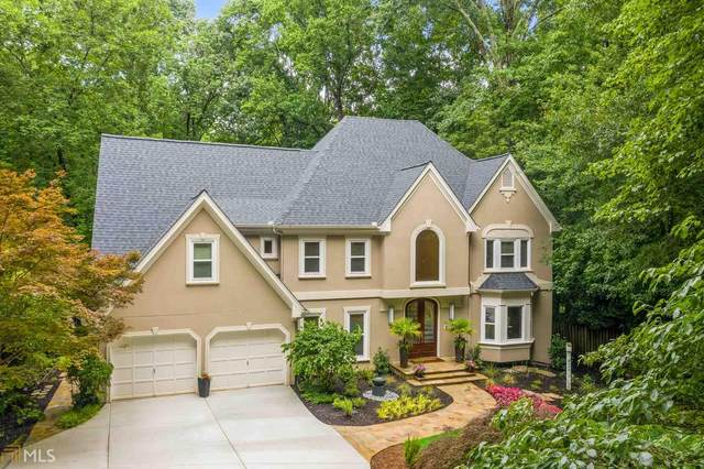 4751 Outer Bank Dr, Peachtree Corners, GA 30092 (MLS #8812458) :: Bonds Realty Group Keller Williams Realty - Atlanta Partners