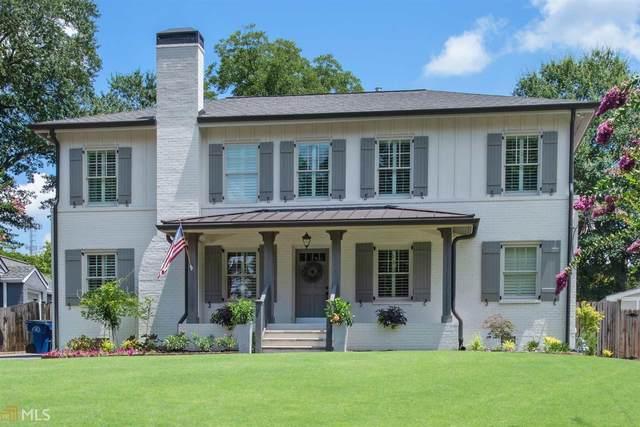 218 Midvale Dr, Atlanta, GA 30342 (MLS #8812636) :: Athens Georgia Homes
