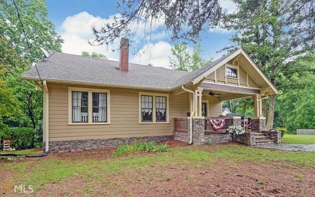 19 Oak Creek Cir, Toccoa, GA 30577 (MLS #8812867) :: Rich Spaulding