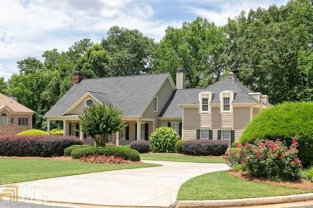 81 Lewellen Drive, Marietta, GA 30064 (MLS #8813082) :: Buffington Real Estate Group