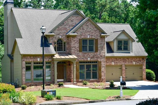 810 Cambridge Crest Ln, Alpharetta, GA 30005 (MLS #8813336) :: Buffington Real Estate Group