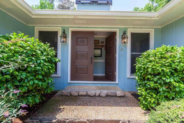 10 Woodland Trl #3, Newnan, GA 30263 (MLS #8813447) :: Buffington Real Estate Group