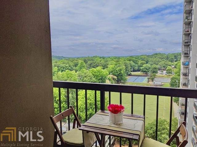 795 Hammond Dr #1411, Sandy Springs, GA 30328 (MLS #8813943) :: Rettro Group
