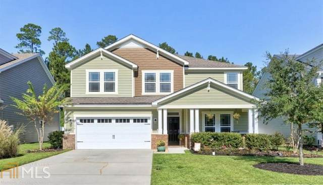 156 Tahoe Dr, Pooler, GA 31322 (MLS #8814367) :: Tim Stout and Associates