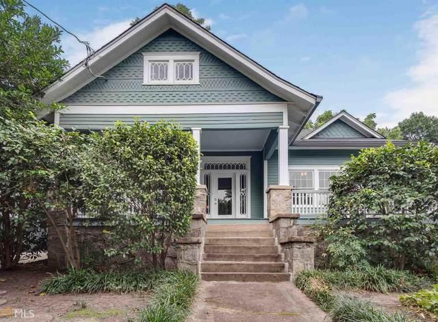 362 Peachtree Ave, Atlanta, GA 30305 (MLS #8814616) :: RE/MAX Eagle Creek Realty