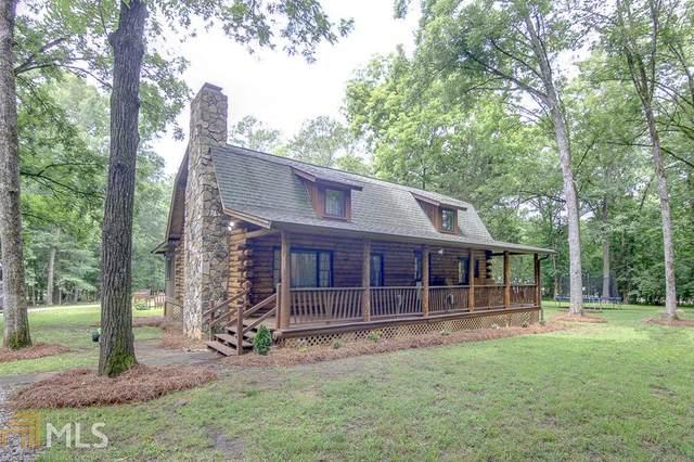 220 Carrolls Way, Fayetteville, GA 30215 (MLS #8814982) :: Rich Spaulding
