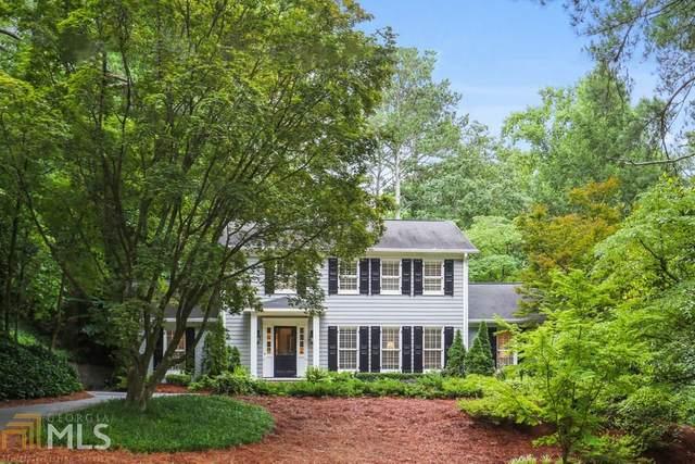 590 Tanacrest Circle, Atlanta, GA 30328 (MLS #8815048) :: Bonds Realty Group Keller Williams Realty - Atlanta Partners