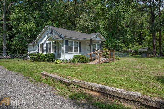 125 Old Highway 92, Fayetteville, GA 30215 (MLS #8815059) :: Military Realty