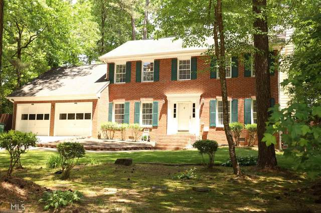 2910 Spring Ridge Cir, Snellville, GA 30039 (MLS #8815822) :: Scott Fine Homes at Keller Williams First Atlanta