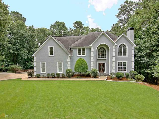 705 Thornhill, Peachtree City, GA 30269 (MLS #8815986) :: Keller Williams Realty Atlanta Partners