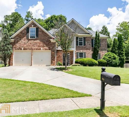 300 Tall Oaks Court, Canton, GA 30114 (MLS #8816091) :: The Durham Team
