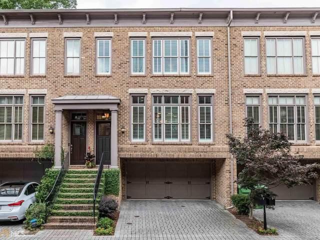 815 Highland Green Way, Atlanta, GA 30306 (MLS #8816895) :: BHGRE Metro Brokers