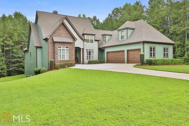 205 Timbercreek Estates Drive, Sharpsburg, GA 30277 (MLS #8817190) :: Regent Realty Company