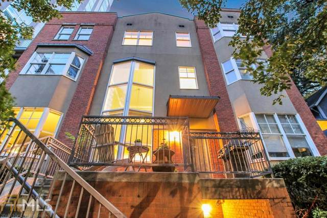 199 12th Street #5, Atlanta, GA 30309 (MLS #8817907) :: Buffington Real Estate Group