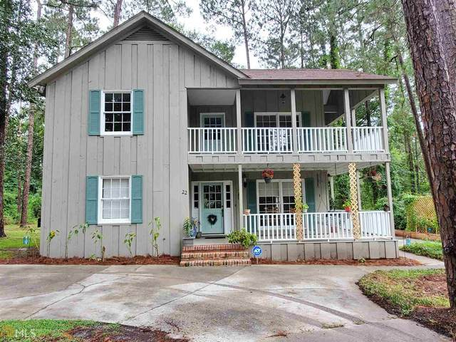 22 Forest Pines Dr #11, Statesboro, GA 30458 (MLS #8818070) :: RE/MAX Eagle Creek Realty