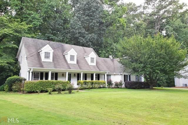 7170 Hunters Branch Dr, Sandy Springs, GA 30328 (MLS #8818376) :: Scott Fine Homes at Keller Williams First Atlanta