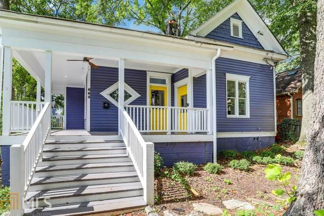 665 Home Avenue Se, Atlanta, GA 30312 (MLS #8819293) :: Tim Stout and Associates