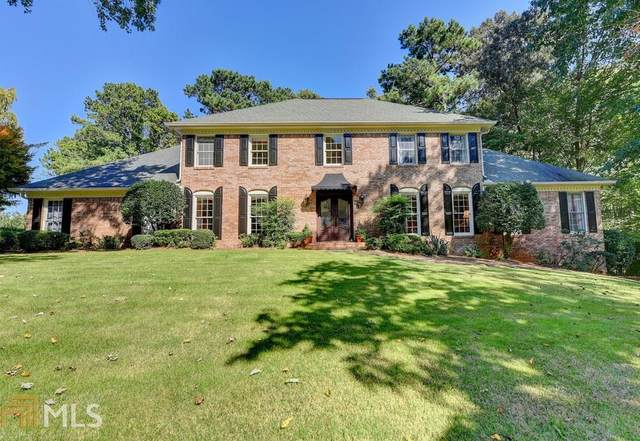 8145 Habersham Waters Rd, Sandy Springs, GA 30350 (MLS #8819717) :: Tim Stout and Associates