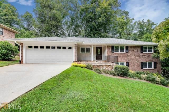 1707 Colebrook Cir, Decatur, GA 30033 (MLS #8820590) :: The Durham Team