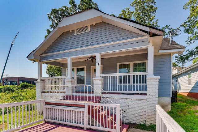 934 Joseph E Boone Blvd, Atlanta, GA 30314 (MLS #8821495) :: Rettro Group