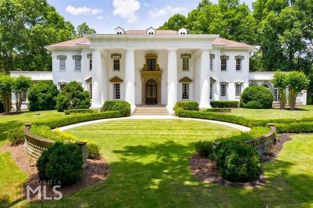 60 Sherington Pl, Atlanta, GA 30350 (MLS #8822134) :: The Heyl Group at Keller Williams