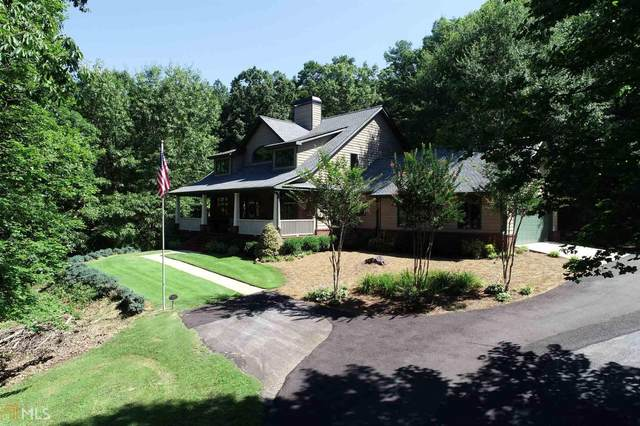 395 Sweet Spring Branch Rd, Clarkesville, GA 30523 (MLS #8824160) :: Rettro Group