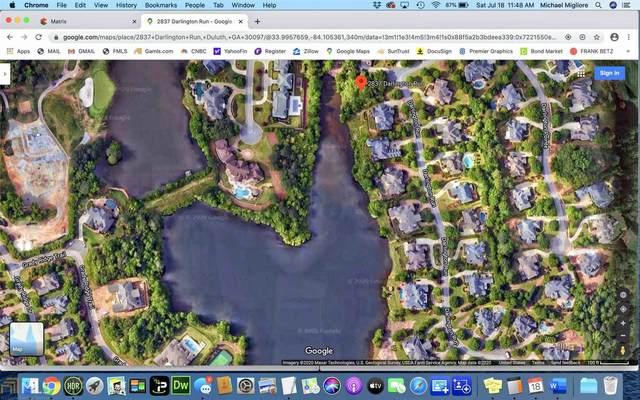 2837 Darlington Run, Duluth, GA 30097 (MLS #8824239) :: Crown Realty Group