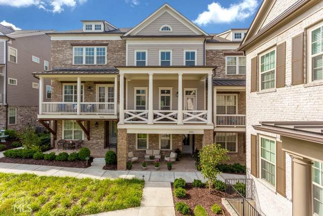 7031 Richwoood, Roswell, GA 30076 (MLS #8826373) :: BHGRE Metro Brokers