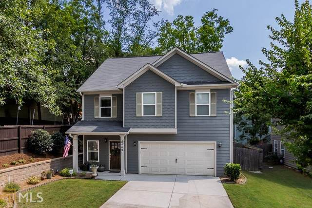 2449 Brantley St, Atlanta, GA 30318 (MLS #8826928) :: Rettro Group