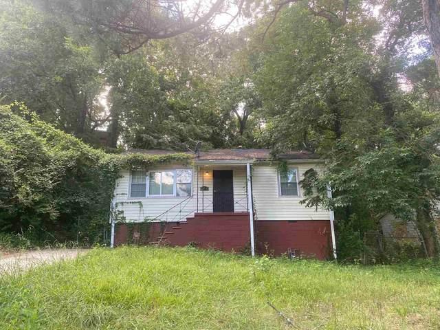 184 Wadley St, Atlanta, GA 30314 (MLS #8829227) :: The Durham Team