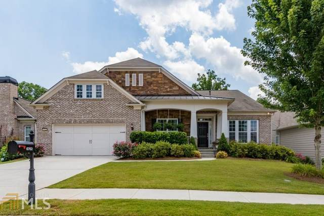 6702 Amherst Dr, Hoschton, GA 30548 (MLS #8830022) :: Military Realty