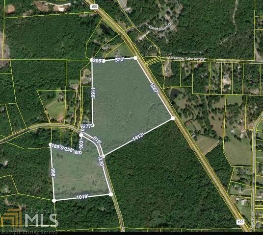 0 Rock Rd Tract G Approx , Stockbridge, GA 30281 (MLS #8831786) :: Royal T Realty, Inc.