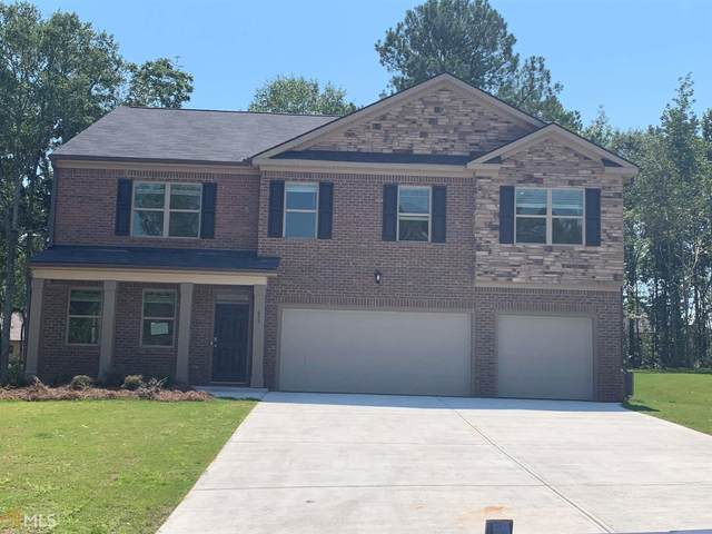 813 Tallowtree Ln #54, Mcdonough, GA 30252 (MLS #8832516) :: The Durham Team