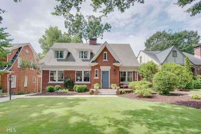 1275 Oakdale, Atlanta, GA 30307 (MLS #8832527) :: Amy & Company | Southside Realtors