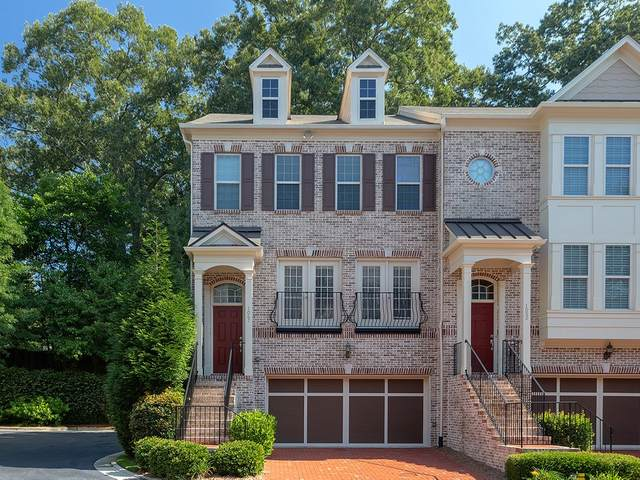 1047 East Paces Ct, Atlanta, GA 30326 (MLS #8834349) :: AF Realty Group