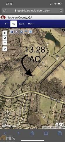 0 Highway 124 West, Jefferson, GA 30549 (MLS #8834619) :: Buffington Real Estate Group