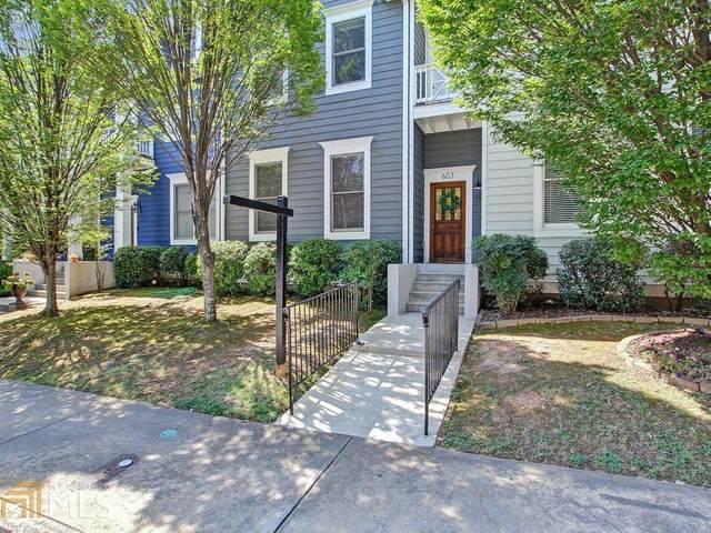 603 Irwin St, Atlanta, GA 30312 (MLS #8834960) :: BHGRE Metro Brokers